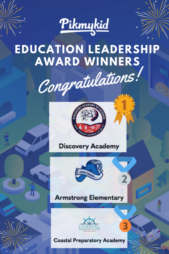 Education Leadership Award announcements
